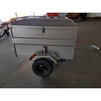 Carretas Semi Reboque p/ Motos