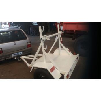 Carretas Reboque p/ Carros